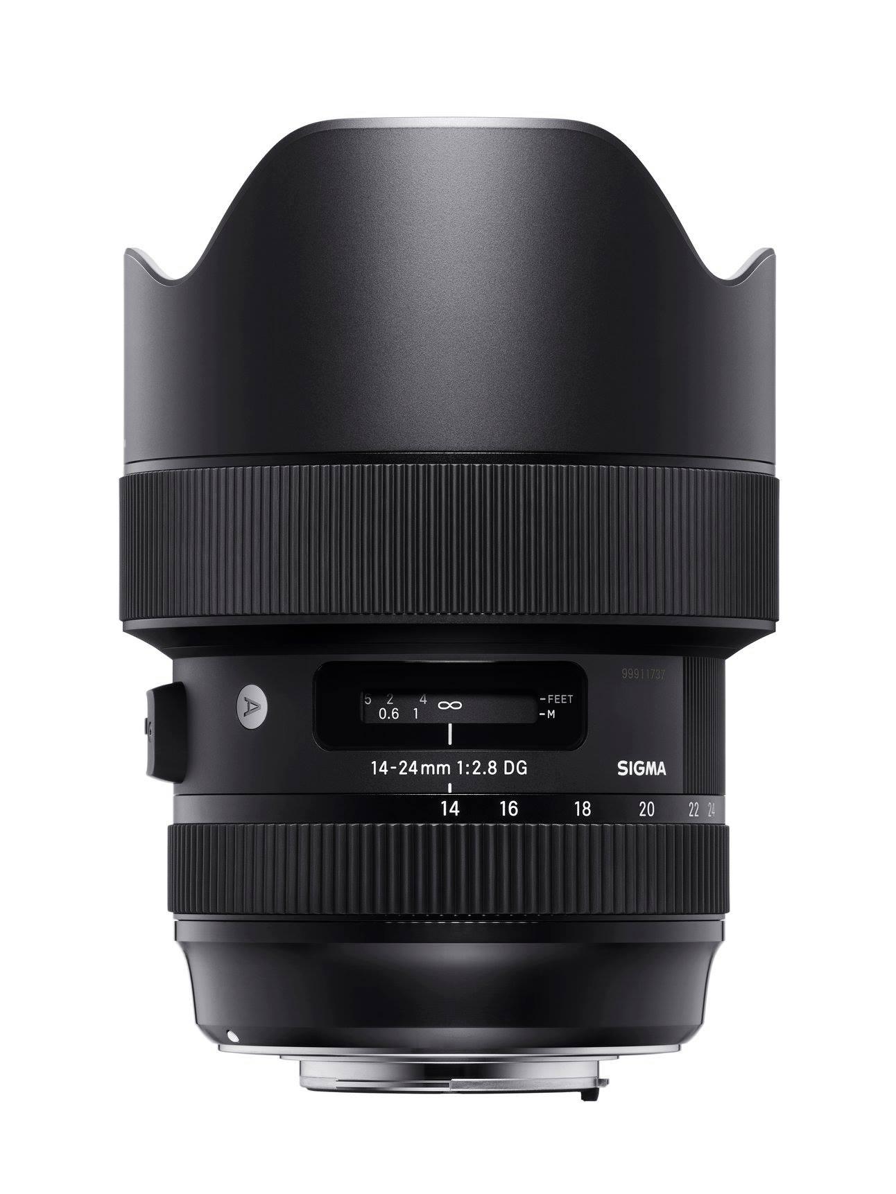 Nouveau 14-24mm F2.8 DG HSM Art