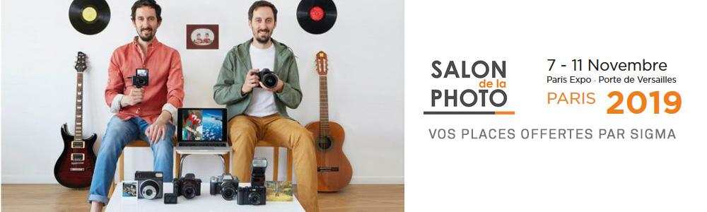 Salon de la Photo 2019