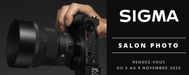 Salon Photo SIGMA Annulé