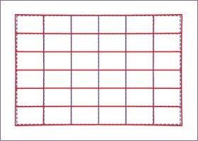 Niveau de distorsion position large APO 200-500mm F2.8/400-1000mm F5.6 EX DG