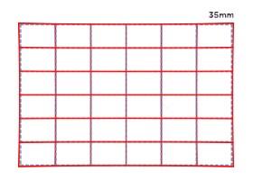 Niveau de distorsion position large 24-35mm F2 DG HSM | Art