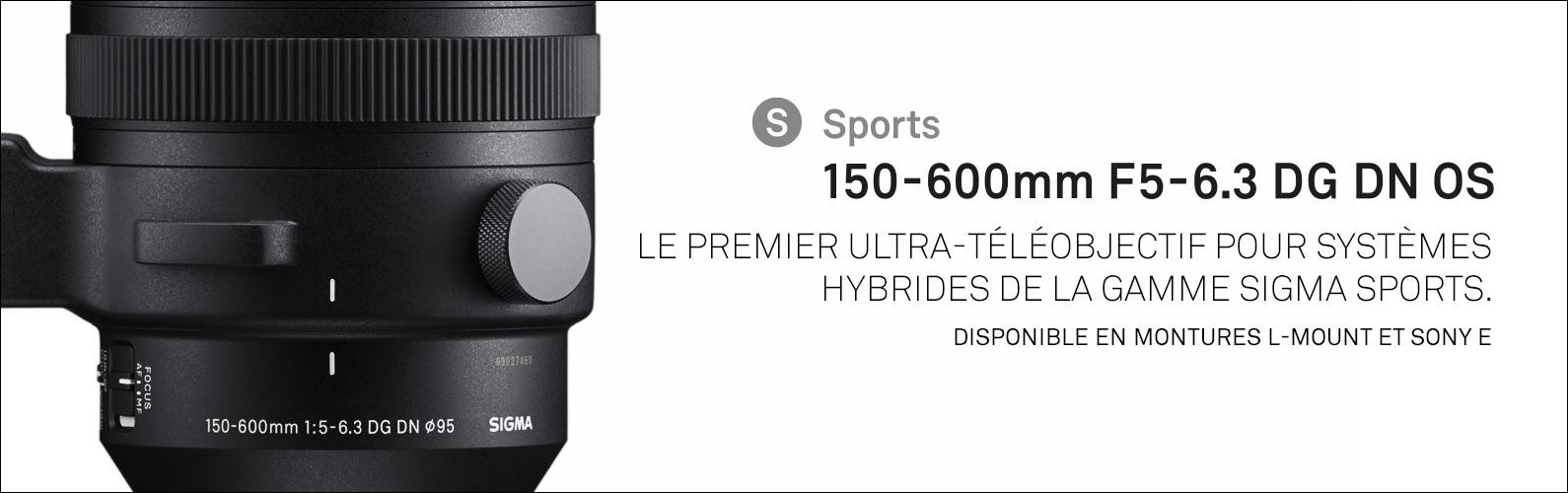 150-600mm F5-6.3 DG DN OS | Sports
